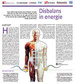 energie disbalans